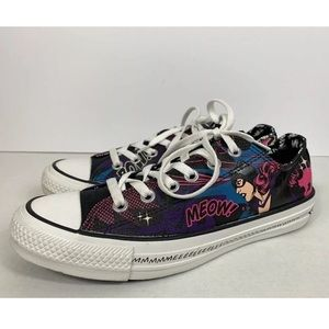 Cat Woman DC Converse Limited Edition